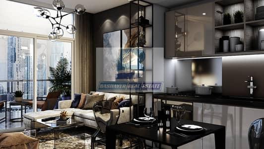 شقة 1 غرفة نوم للبيع في الخليج التجاري، دبي - Amazing 1 Bed Room with Canal View - Monthly Payment  1%- 3 years Payment Plan