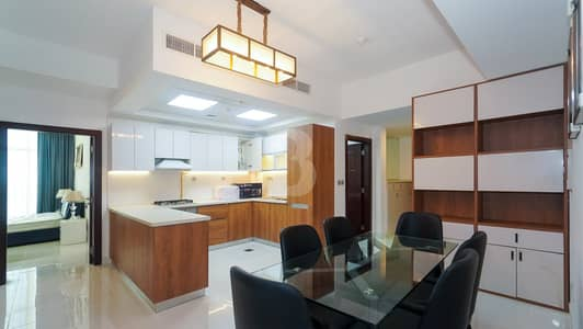 2 Bedroom Apartment for Rent in Al Furjan, Dubai - Brand New/Fully-Furnished/2BHK For Rent/2 mins to metro