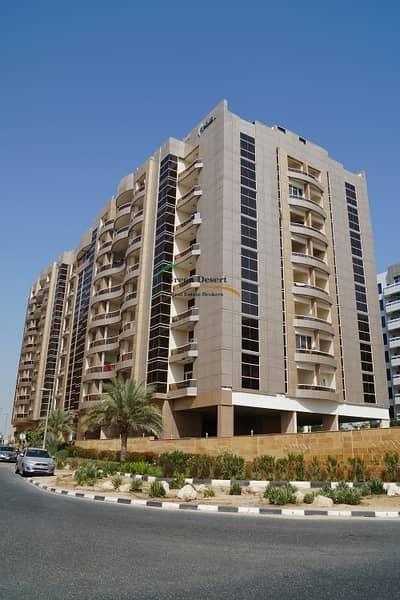 فلیٹ 1 غرفة نوم للايجار في واحة دبي للسيليكون، دبي - Upgraded 1 BHK Axis 1 Pool view