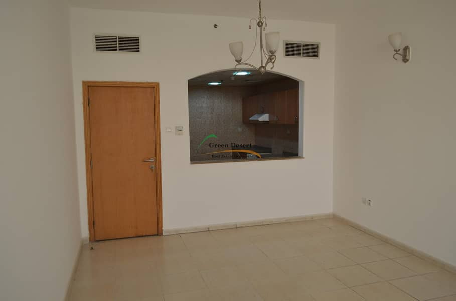 2 Upgraded 1 BHK Axis 1 Pool view