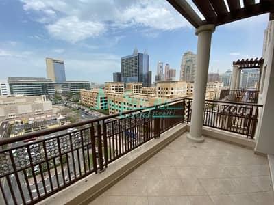 فلیٹ 2 غرفة نوم للايجار في ذا فيوز، دبي - Turia A - Spacious 2BR with Large Terrace and Open Views