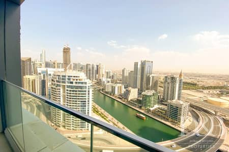 1 Bedroom Apartment for Rent in Jumeirah Beach Residence (JBR), Dubai - Marina View | Brand New | Available For Viewing