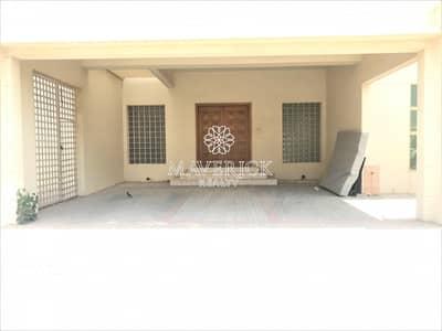 فیلا 6 غرف نوم للايجار في الصفا، دبي - 1 Month Free | 6BR Compound Villa+Maids/R | 12Chqs