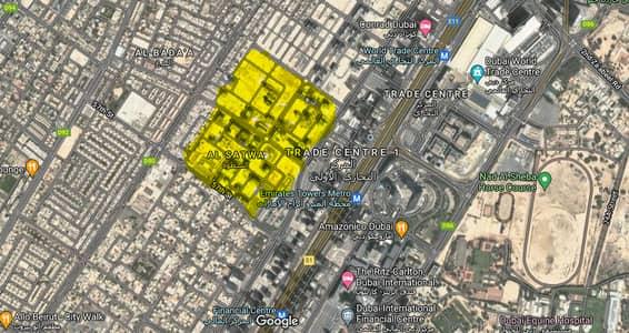 ارض سكنية  للبيع في السطوة، دبي - r
