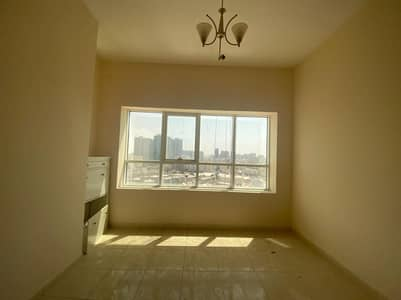 Studio for Rent in Al Bustan, Ajman - Studio for annual rent in Orient Towers