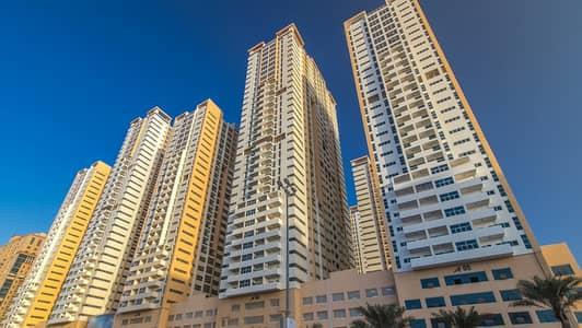 شقة 2 غرفة نوم للبيع في الصوان، عجمان - شقة في أبراج عجمان ون الصوان 2 غرف 450000 درهم - 5127460