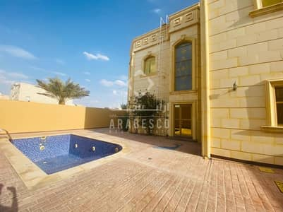 5 Bedroom Villa for Rent in Mohammed Bin Zayed City, Abu Dhabi - SUOER DELUXE 5 BEDROO VILLA FOR RENT IN MOHAMMED BIN ZAYED CITY