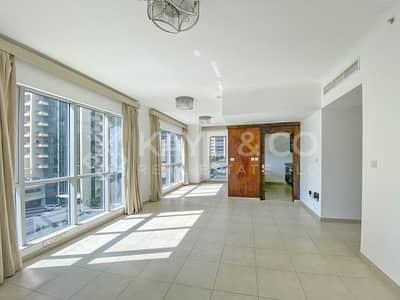 شقة 1 غرفة نوم للايجار في وسط مدينة دبي، دبي - Largest 1 Bedroom | Boulevard View | High Floor