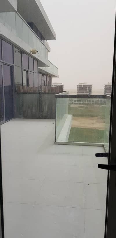 فلیٹ 3 غرف نوم للايجار في داماك هيلز (أكويا من داماك)، دبي - شقة في جولف هوريزون داماك هيلز (أكويا من داماك) 3 غرف 100000 درهم - 5124719