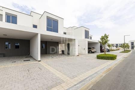 3 Bedroom Townhouse for Rent in Dubai Hills Estate, Dubai - Brand New | Single Row | Community Views