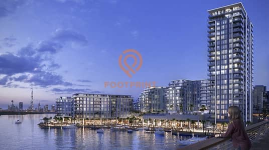 2 Bedroom Apartment for Sale in The Lagoons, Dubai - SEA VIEW /BIRDS SANTUARY/DOWNTOWN VIEWS/BEACH VIEW