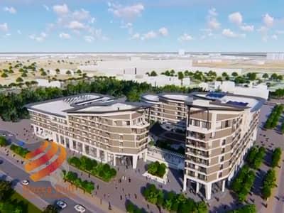 فیلا 3 غرف نوم للبيع في مدينة مصدر، أبوظبي - Ultra Modern 3 BR Duplex with Sustainable Living ! 4 Year Payment Plan