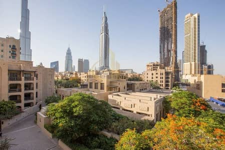 2 Bedroom Apartment for Sale in Old Town, Dubai - Fully Furnished | Vacating Soon |Burj Khalifa View