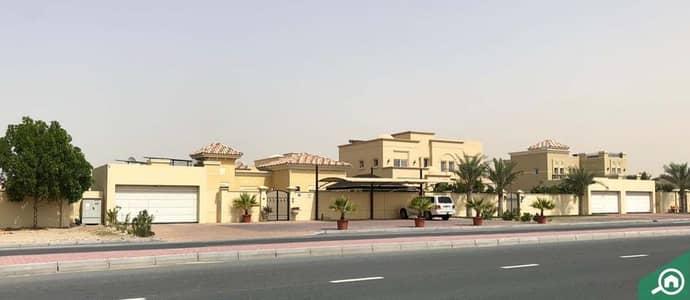 فیلا 3 غرف نوم للايجار في البرشاء، دبي - INDEPENDENT MODERN   VILLA  / / HUGE GARDEN /4 MASTER BED VILLA BARSHA  SOUTH 2