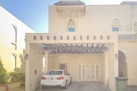 3 Bedroom Townhouse for Sale in Al Furjan, Dubai - Single row | Type A | Corner | Qourtaj