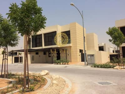 4 Bedroom Townhouse for Sale in DAMAC Hills (Akoya by DAMAC), Dubai - 4 Bedroom | TH_H Type | Bigger Plot