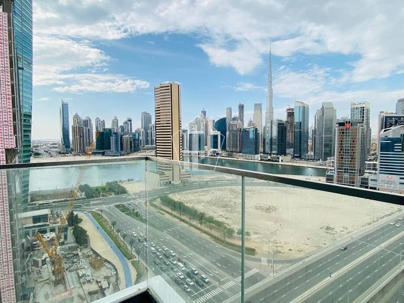 13 Luxury Building / Stunning View / Ready to Move in