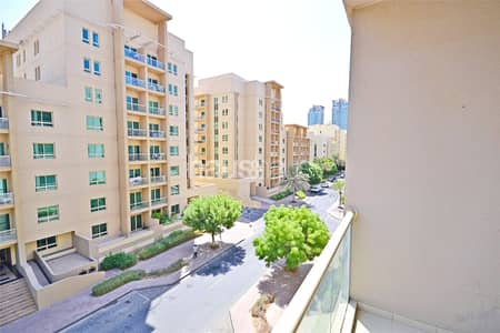 Studio for Rent in The Greens, Dubai - Lovely Landlord | Unfurnished | Community View |
