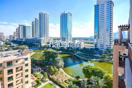2 Bedroom Apartment for Sale in The Views, Dubai - 2 + Study | Huge Living Room | Lake Views |