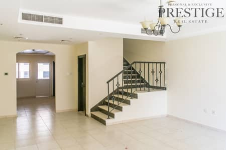 3 Bedroom Townhouse for Sale in Jumeirah Village Circle (JVC), Dubai - Townhouse | 3 Bed + Maids Room | Huge Terrace
