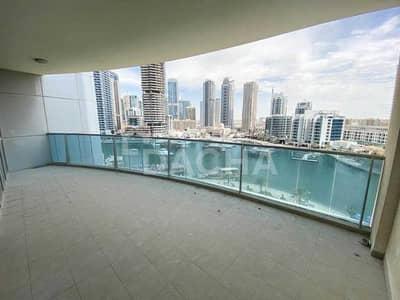 2 Bedroom Flat for Rent in Dubai Marina, Dubai - Largest 2 Bedroom / Beautiful Marina View