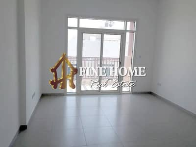1 Bedroom Flat for Sale in Al Ghadeer, Abu Dhabi - Get Your Next Home: 1BR with Balcony