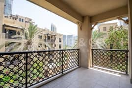 Low Floor | Community  View | Spacious Balcony