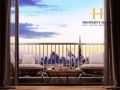 1 Bedroom Flat for Sale in Mohammed Bin Rashid City, Dubai - 40% On Completion|Canal and Hartland Estates View