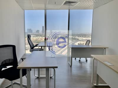Office for Rent in Business Bay, Dubai - Promotion for 200sq.ft office with panoramic view