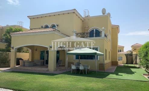 4 Bedroom Villa for Rent in Jumeirah Park, Dubai - ELEGANT  4BR LEGACY LARGE w/ POOL!