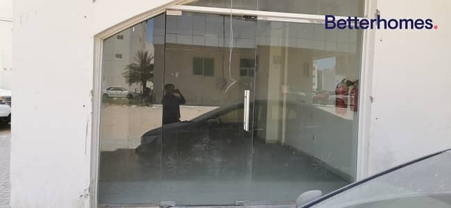 Shop for Rent in Muwaileh, Sharjah - HURRY - Commercial space in Muweilah