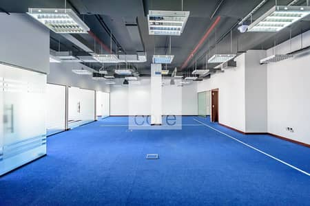 Office for Rent in Al Garhoud, Dubai - Readily Available | Spacious Office | DED