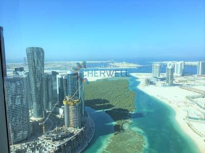 2 Bedroom Flat for Sale in Al Reem Island, Abu Dhabi - GREAT DEAL  Full Sea View 2+M  High Floor