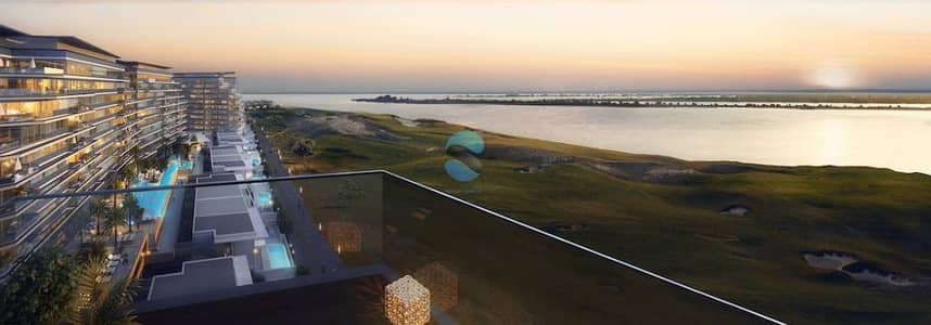 Amazing 2BR walking distance to Yas Links