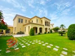 Deluxe Magnificent 6 Bed Villa at Saadiyat Beach