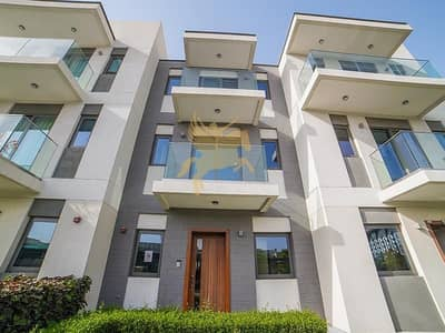 4 Bedroom Townhouse for Sale in Mohammed Bin Rashid City, Dubai - Luxurious TOWNHOUSE Ready To Move in / 2 yr's Payment Plan