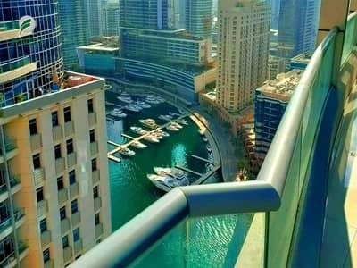 Spacious | 3BR | Marina and Sea View | High Floor
