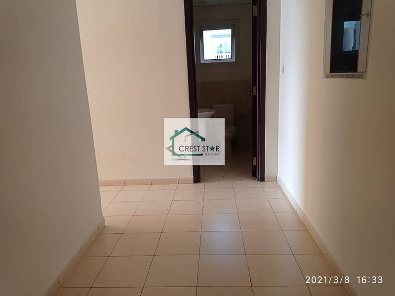 2 Large BHK with big balcony plus maids room with balcony