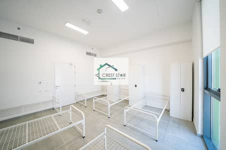 Labour Camp for Rent in Dubai World Central, Dubai - Perfectly price for Staff Accommodation | 8-10pax