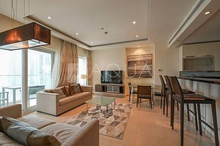 1 Bedroom Apartment for Rent in Jumeirah Lake Towers (JLT), Dubai - Five Star Hotel Apartment | Huge Balcony