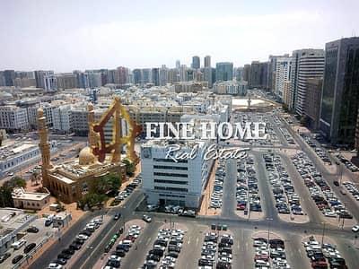 شقة 2 غرفة نوم للايجار في شارع إلكترا، أبوظبي - No Commission | Upto 6 Pymnts | High-floor 2BR