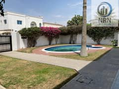 Independent Villa With Private Garden And Pool