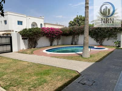 5 Bedroom Villa for Rent in Jumeirah, Dubai - Independent Villa With Private Garden And Pool