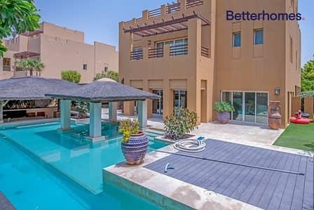 فیلا 5 غرف نوم للبيع في المرابع العربية، دبي - Exclusive | Upgraded | Must See | Private Pool