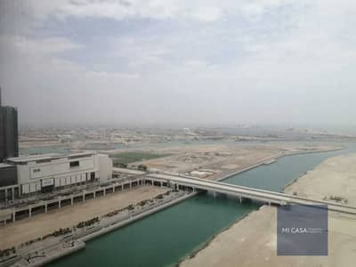 شقة 1 غرفة نوم للايجار في جزيرة الريم، أبوظبي - Classy and modern | canal view | Available