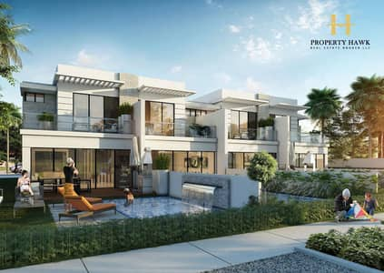 4 Bedroom Villa for Sale in DAMAC Hills (Akoya by DAMAC), Dubai - With Backyard| 14% Down Payment | Limited Edition