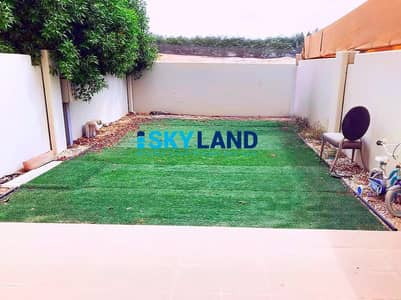 3 Bedroom Villa for Rent in Al Reef, Abu Dhabi - SINGLE ROW ! EXTENDED GARDEN ! VACANT !