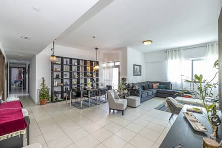 3 Bedroom Apartment for Sale in Business Bay, Dubai - Exclusive Property | Vacant Spacious 3BR