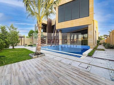 6 Bedroom Villa for Sale in Al Barsha, Dubai - Modern Style Villa | Brand New with a Private Pool