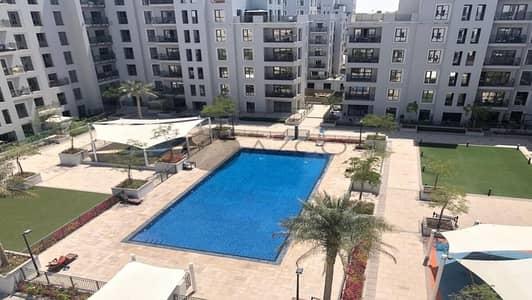 شقة 3 غرف نوم للايجار في تاون سكوير، دبي - Open Terrace | Spacious Living | Pool view
